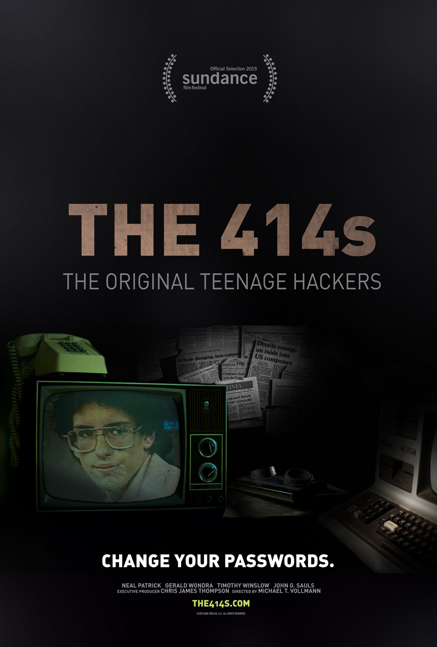 CNN Films to Launch Short Films Strand with THE 414s: THE ORIGINAL TEENAGE HACKERS