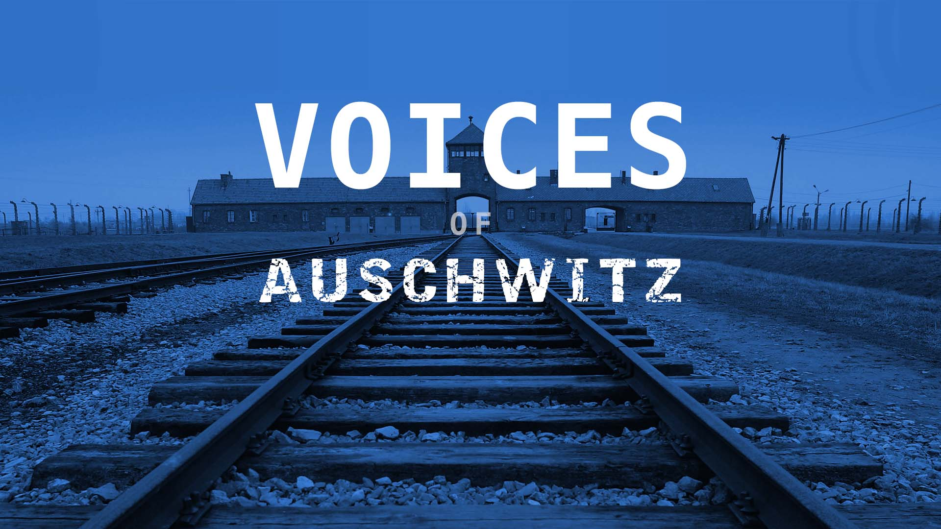 "UPDATE: ""Voices of Auschwitz"" to air Wednesday, Jan. 28 at 9pm ET"