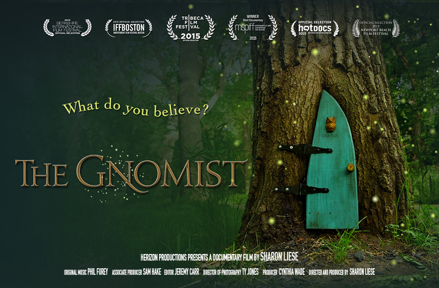 CNN Films and CNN Digital Studios Pick Up 'THE GNOMIST' at Tribeca Film Festival