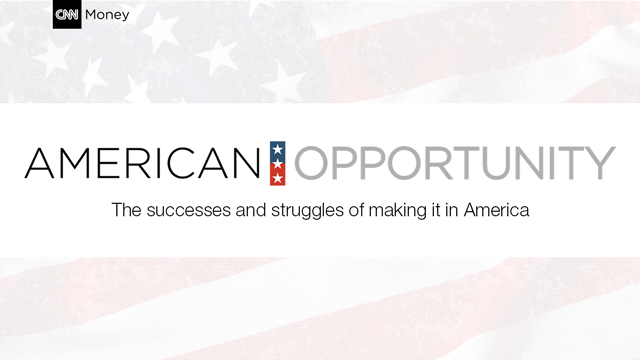 CNNMoney Launches American Opportunity