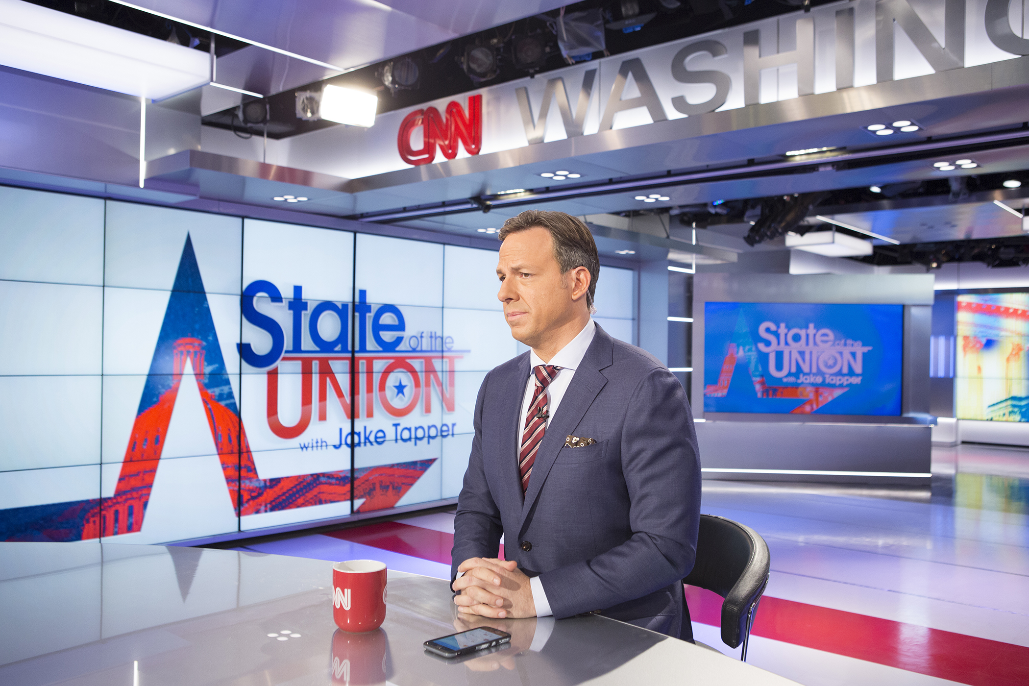 Jake Tapper to moderate CNN's first GOP debate