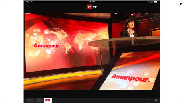 CNNgo Adds CNNi Live Stream