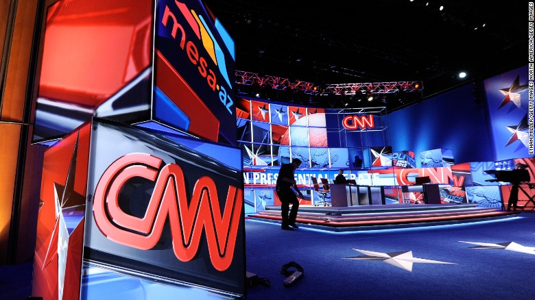 CNN to Host First Democratic Primary Debate of 2016 Presidential Race