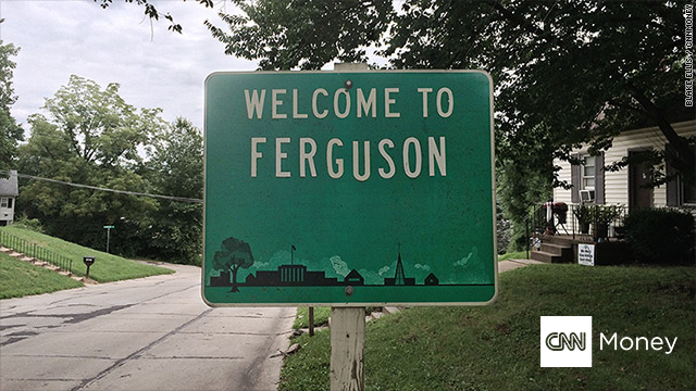 CNNMoney Exclusive Investigation: Ferguson one year later