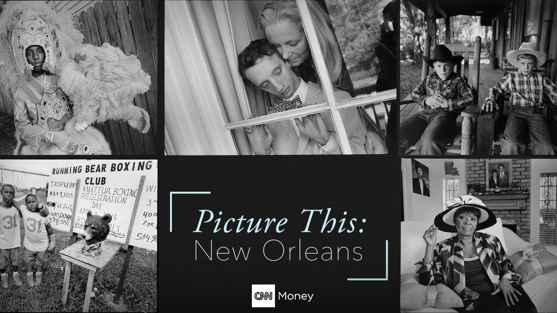 CNNMoney Proudly Presents – Picture This: New Orleans