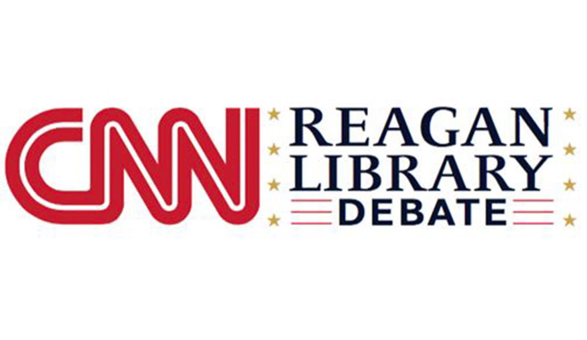 CNN REAGAN LIBRARY DEBATE: Early Debate Full Transcript