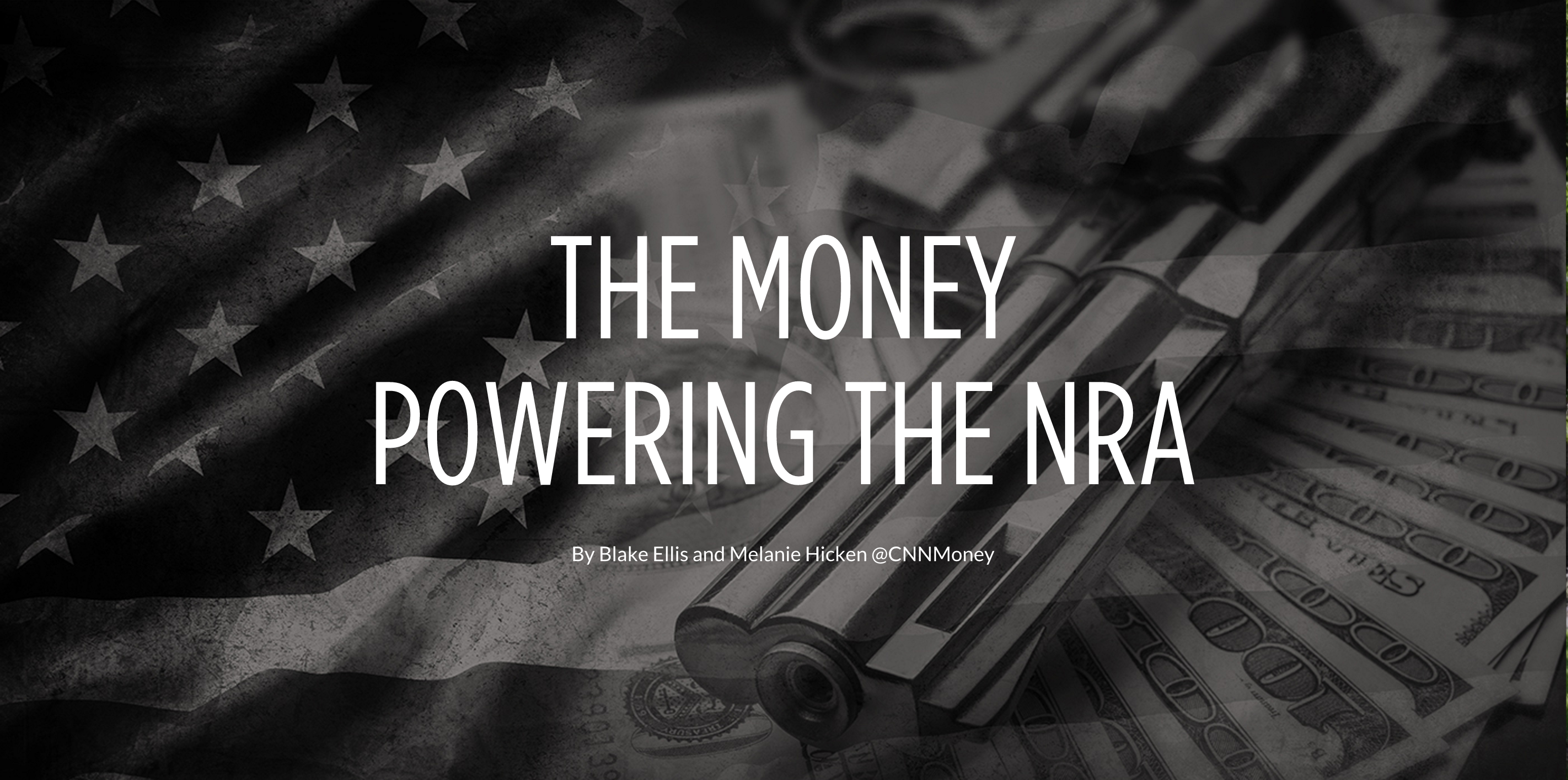 CNNMoney Investigates: The Business of Guns