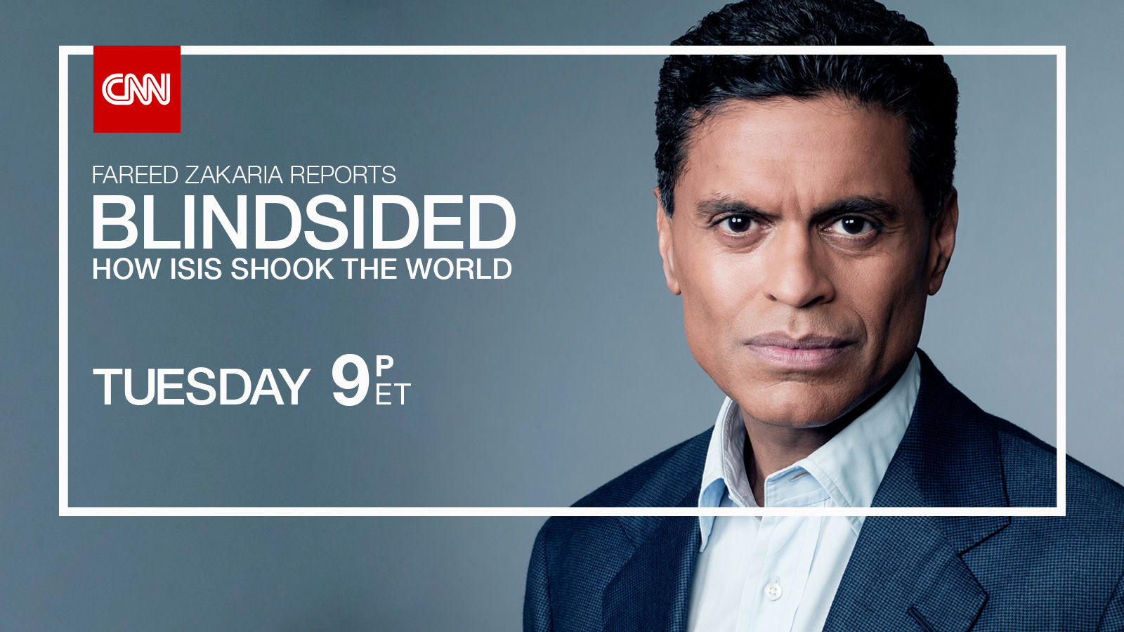 Blindsided: How ISIS Shook the World to air TONIGHT, Nov. 17 on CNN/U.S. and CNN International #FZGPS