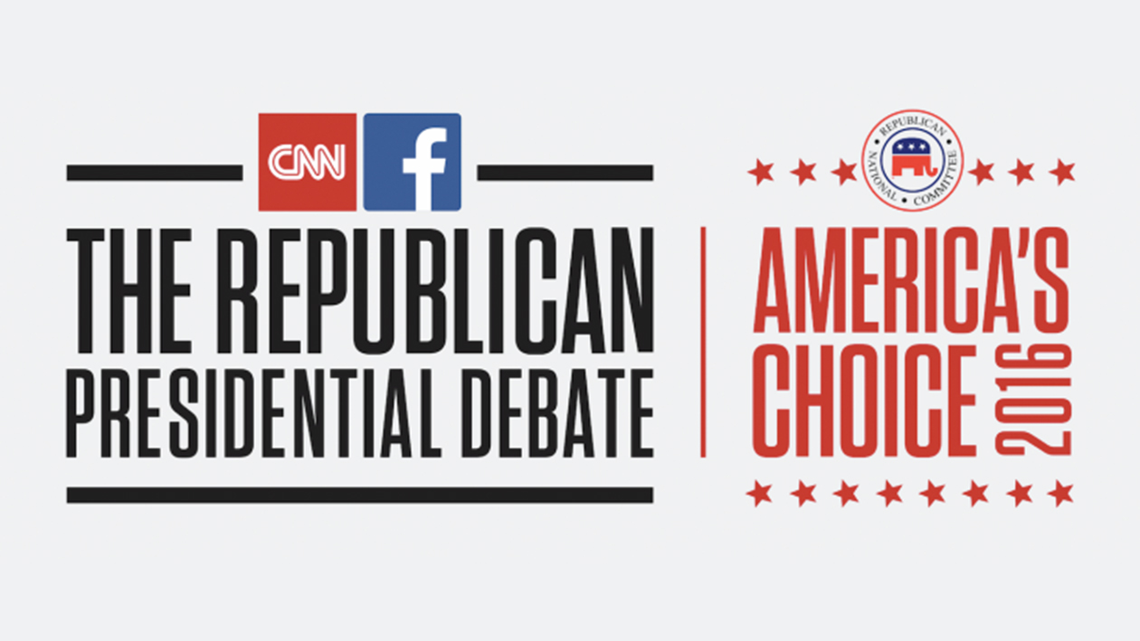 CNN DEBATE WAS THIRD MOST WATCHED DEBATE EVER