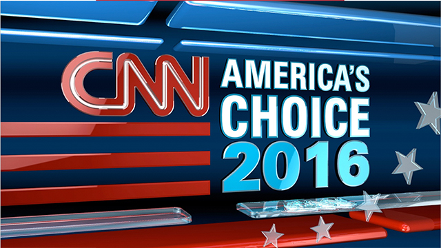 CNN To Host Town Hall with Final Three Republican Presidential Candidates Live from Wisconsin on Tuesday March 29