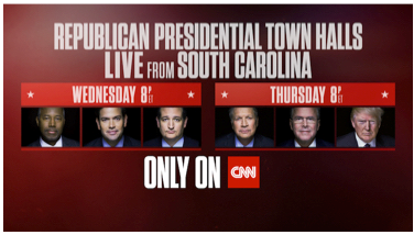RUSH Transcript: Senator Ted Cruz//CNN Republican Presidential Town Hall Greenville, SC