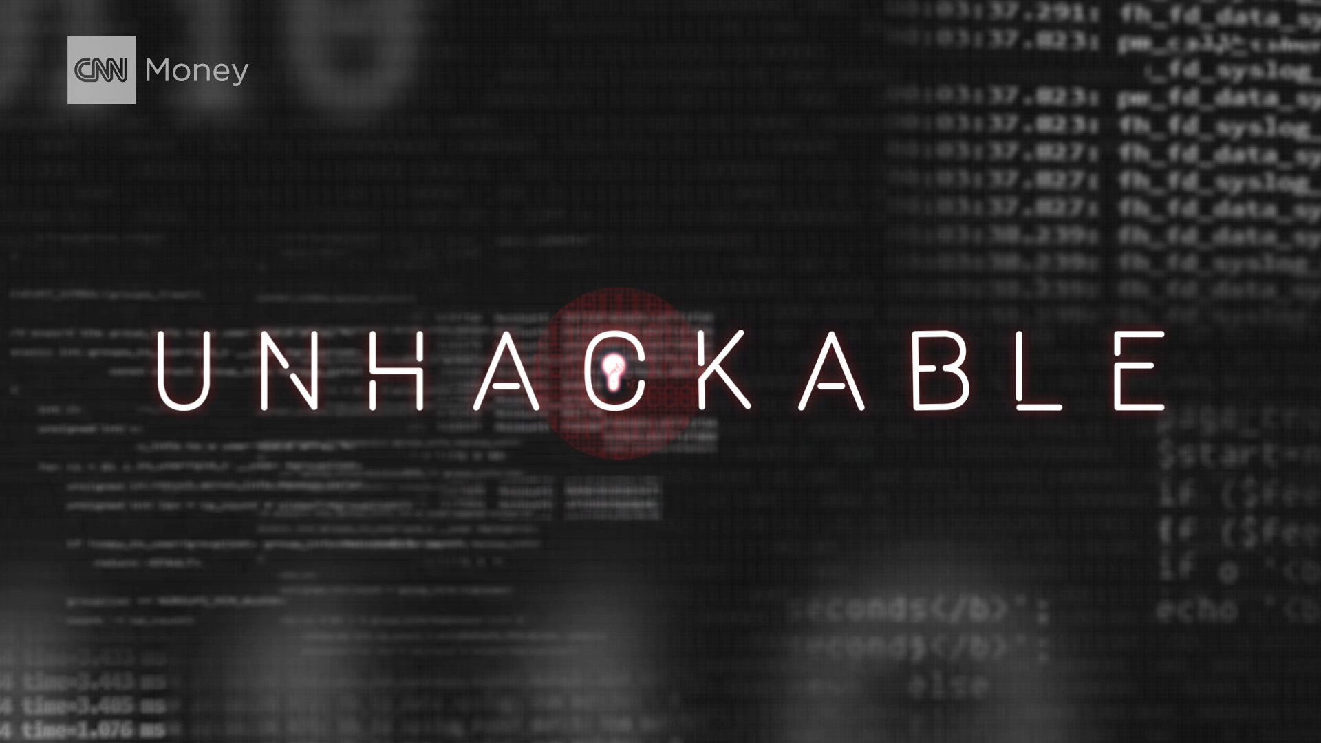 "CNNMoney Debuts ""Unhackable"""