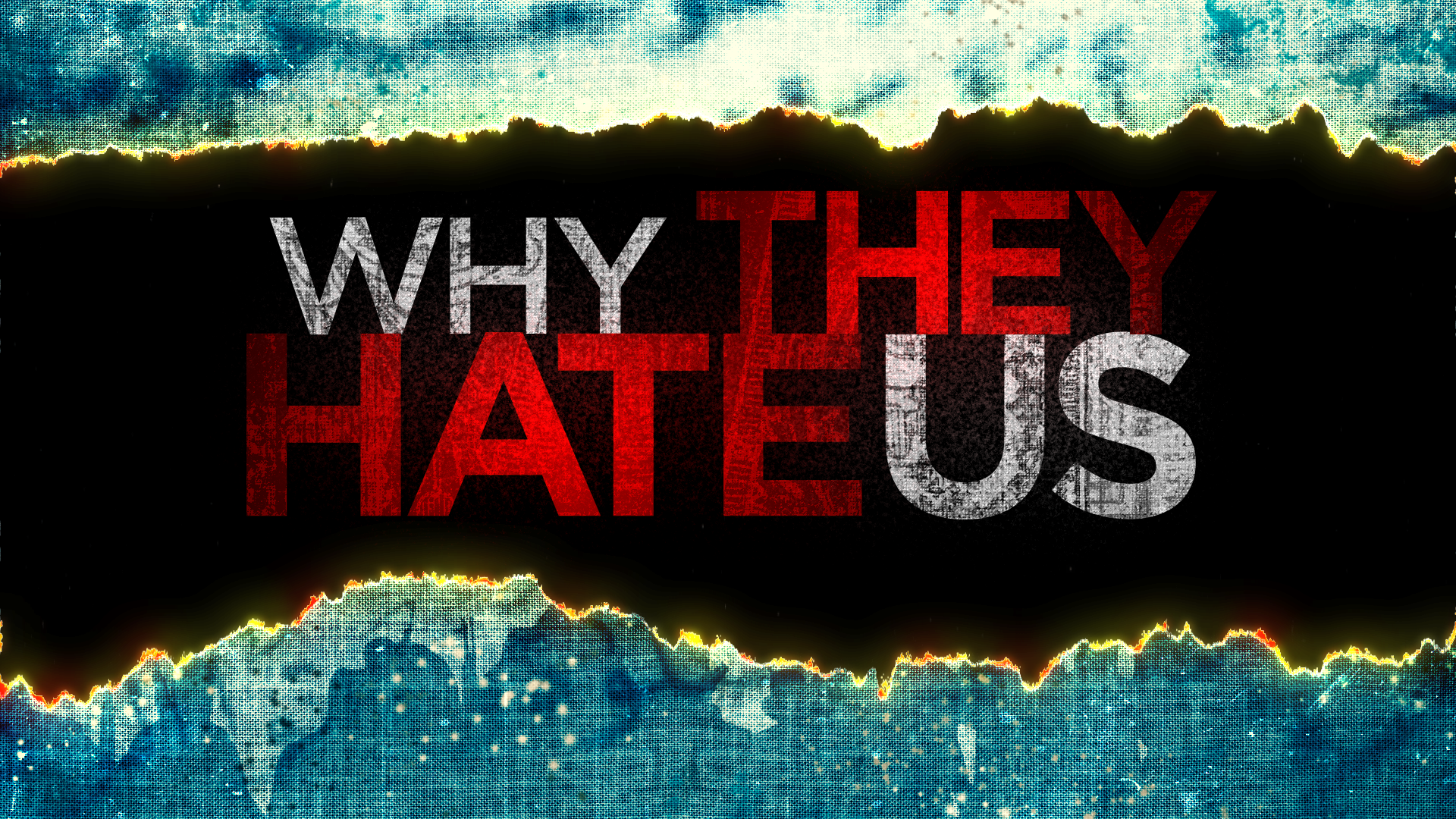 Fareed Zakaria's WHY THEY HATE US encores TONIGHT at 9p ET on CNN/U.S. & CNN International