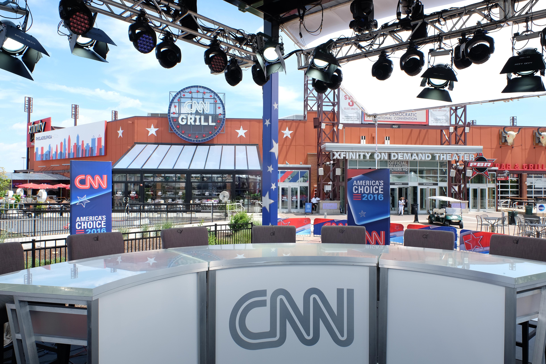 CNN #1 — Day Three of DNC
