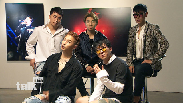 K-Pop legends Big Bang on CNN's 'Talk Asia' to mark their 10th anniversary