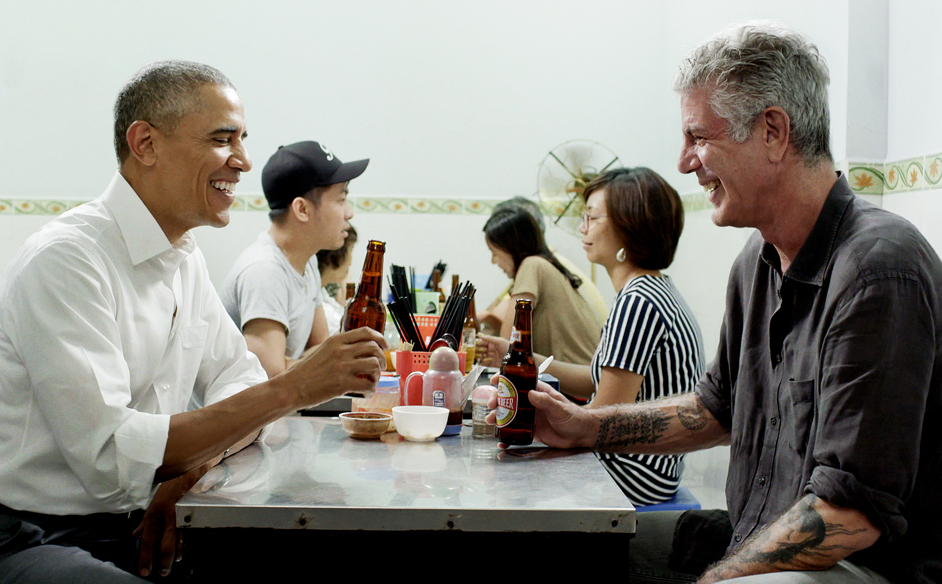 A Trip to Hanoi, Featuring Dinner with President Obama, Kicks off Season Eight of CNN Original Series Anthony Bourdain Parts Unknown, Sunday Sept. 25 at 9pm