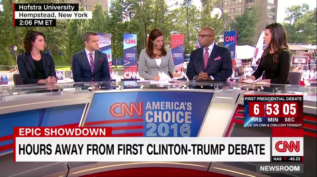cnn to live stream the debate on cnncom � cnn press room