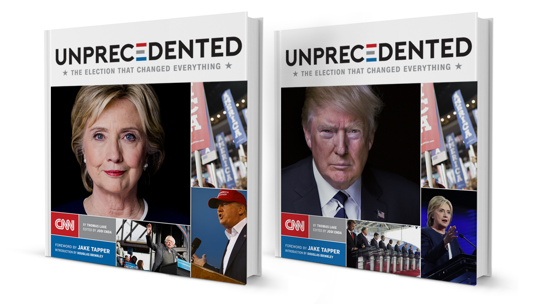 CNN To Release Unprecedented: The Election That Changed Everything