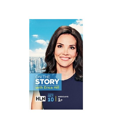 on the story with erica hill premieres oct 10 on hln