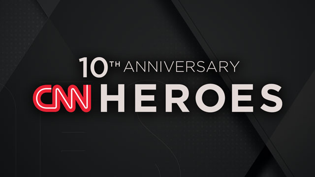 ANDERSON COOPER, KELLY RIPA TO CO-HOST 10TH ANNIVERSARY OF CNN HEROES