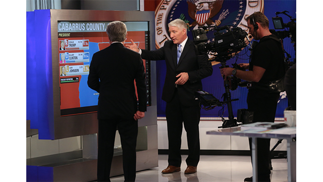 CNN HAS MOST WATCHED ELECTION NIGHT IN CABLE NEWS HISTORY