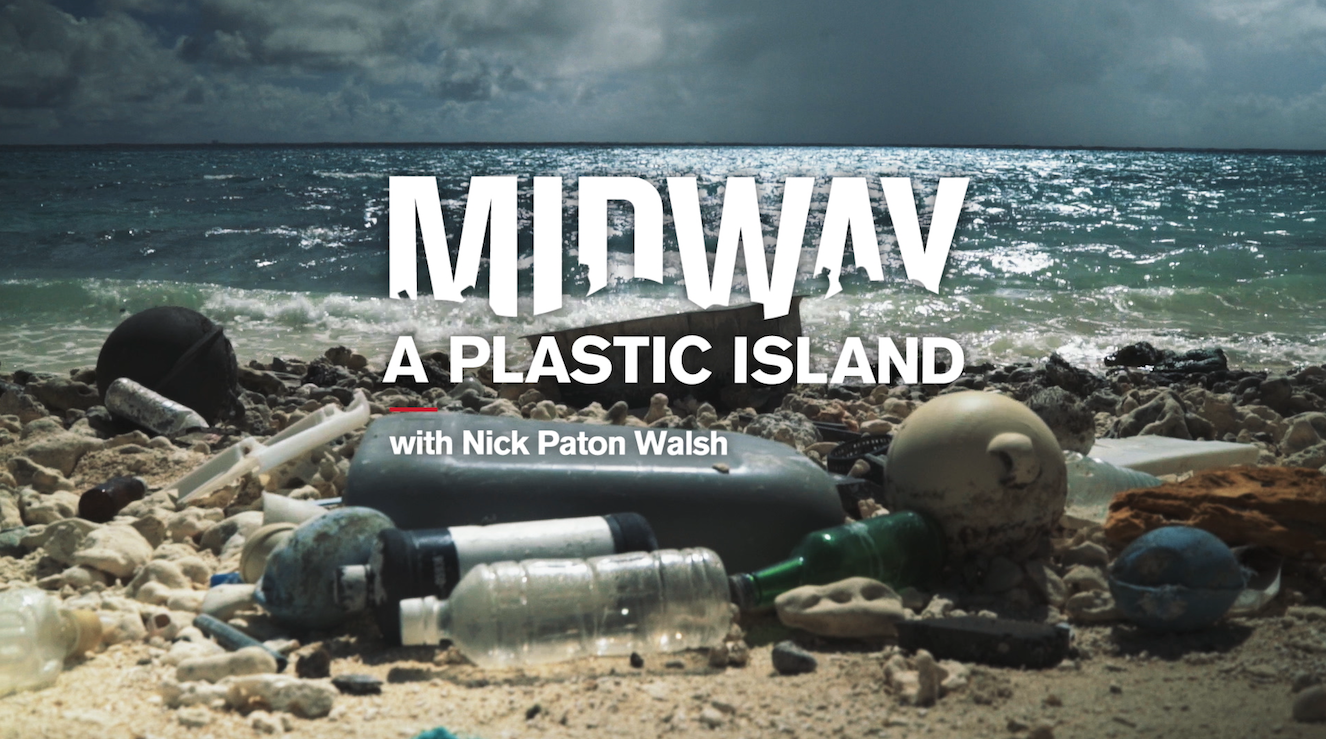 CNN Exclusive: Plastic Island