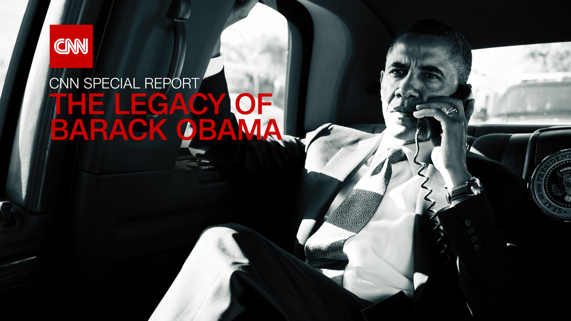 'THE LEGACY OF BARACK OBAMA' – Fareed Zakaria Explores the 44th President's Tenure in New Primetime Special