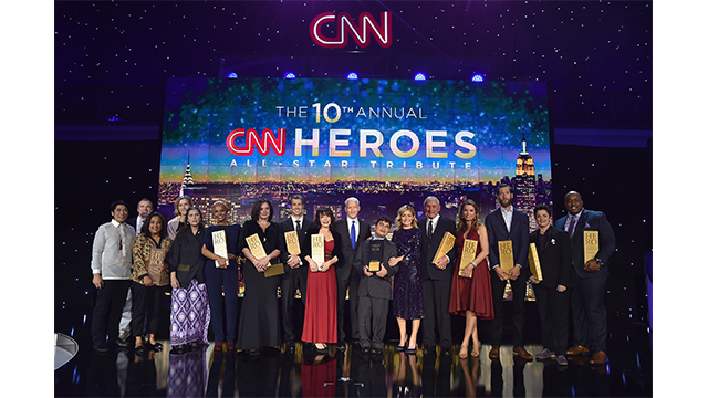 JEISON ARISTIZÁBAL NAMED THE 2016 CNN HERO OF THE YEAR