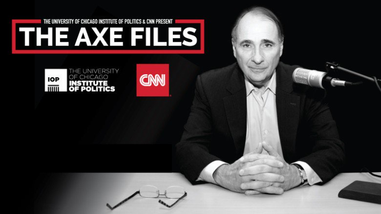 "President Obama's Exit Interview on CNN's ""The Axe Files"""