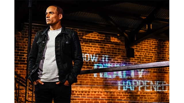 "HLN LAUNCHES NEW ORIGINAL SERIES ""HOW IT REALLY HAPPENED WITH HILL HARPER"" ON JANUARY 27"