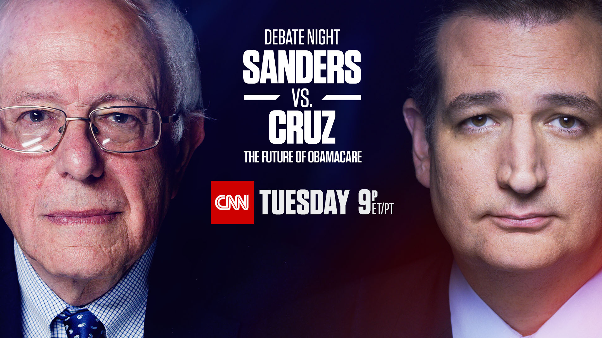 CNN to Host Debate Night with Bernie Sanders and Ted Cruz on Feb. 7