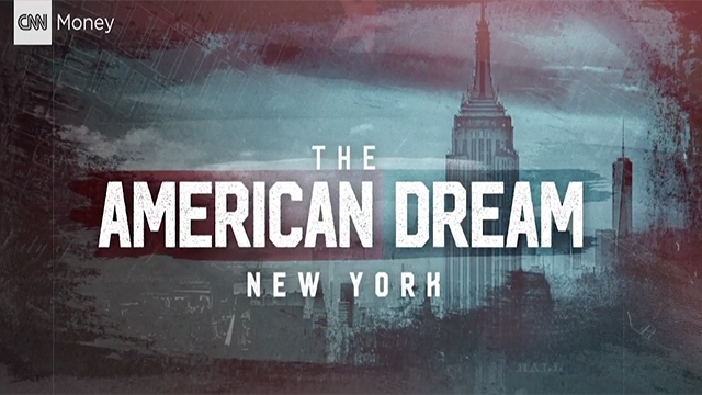 CNNMoney Presents The American Dream: New York