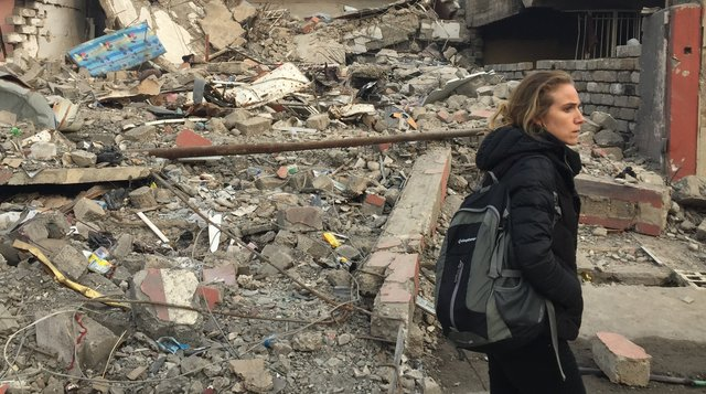 CNN'S ARWA DAMON RETURNS TO MOSUL IN NEW HOUR-LONG SPECIAL