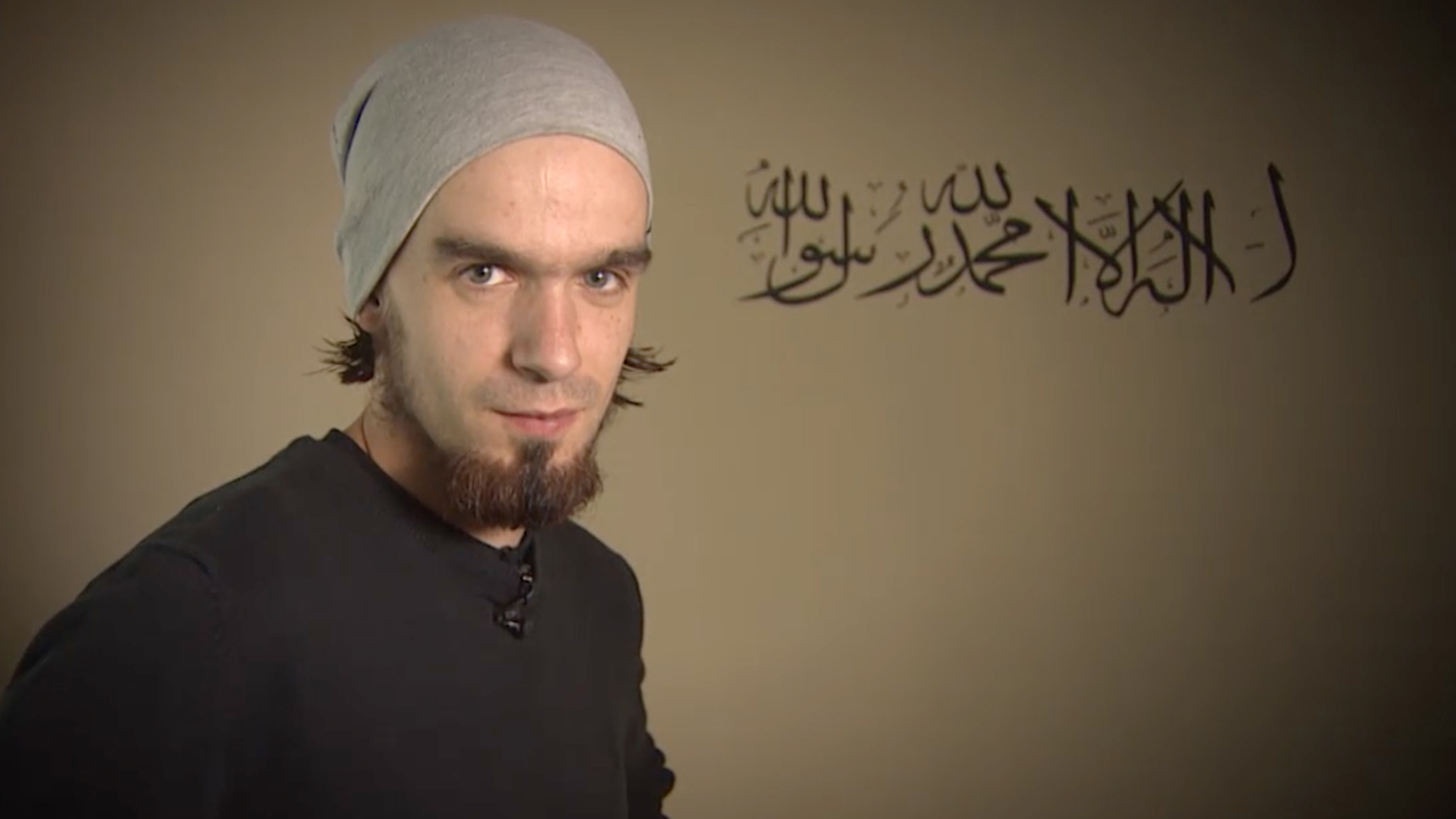 MEET THE ISIS SOLDIER NEXT DOOR IN NEW CNN DOCUMENTARY 'ISIS: BEHIND THE MASK'