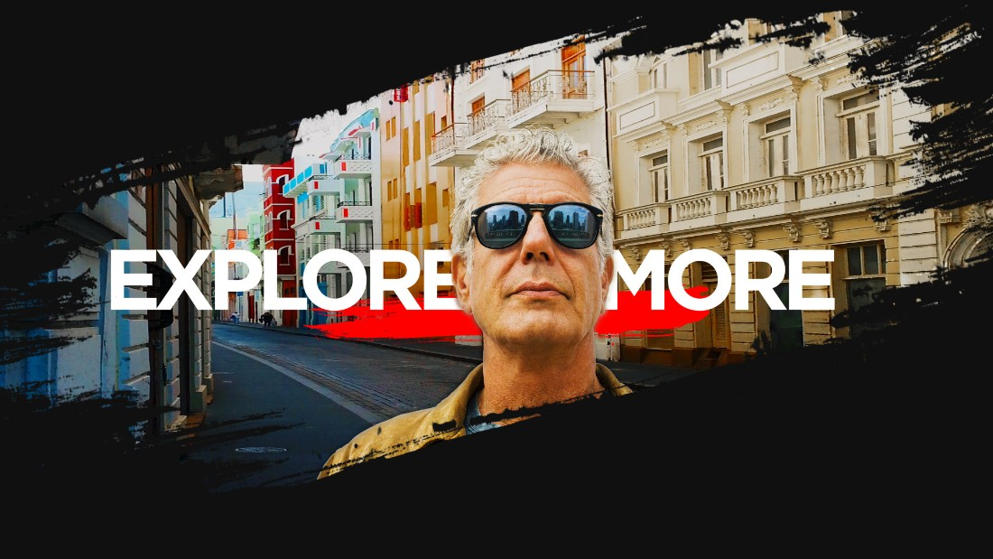 "CNN Launches New Digital Venture ""Explore Parts Unknown"""