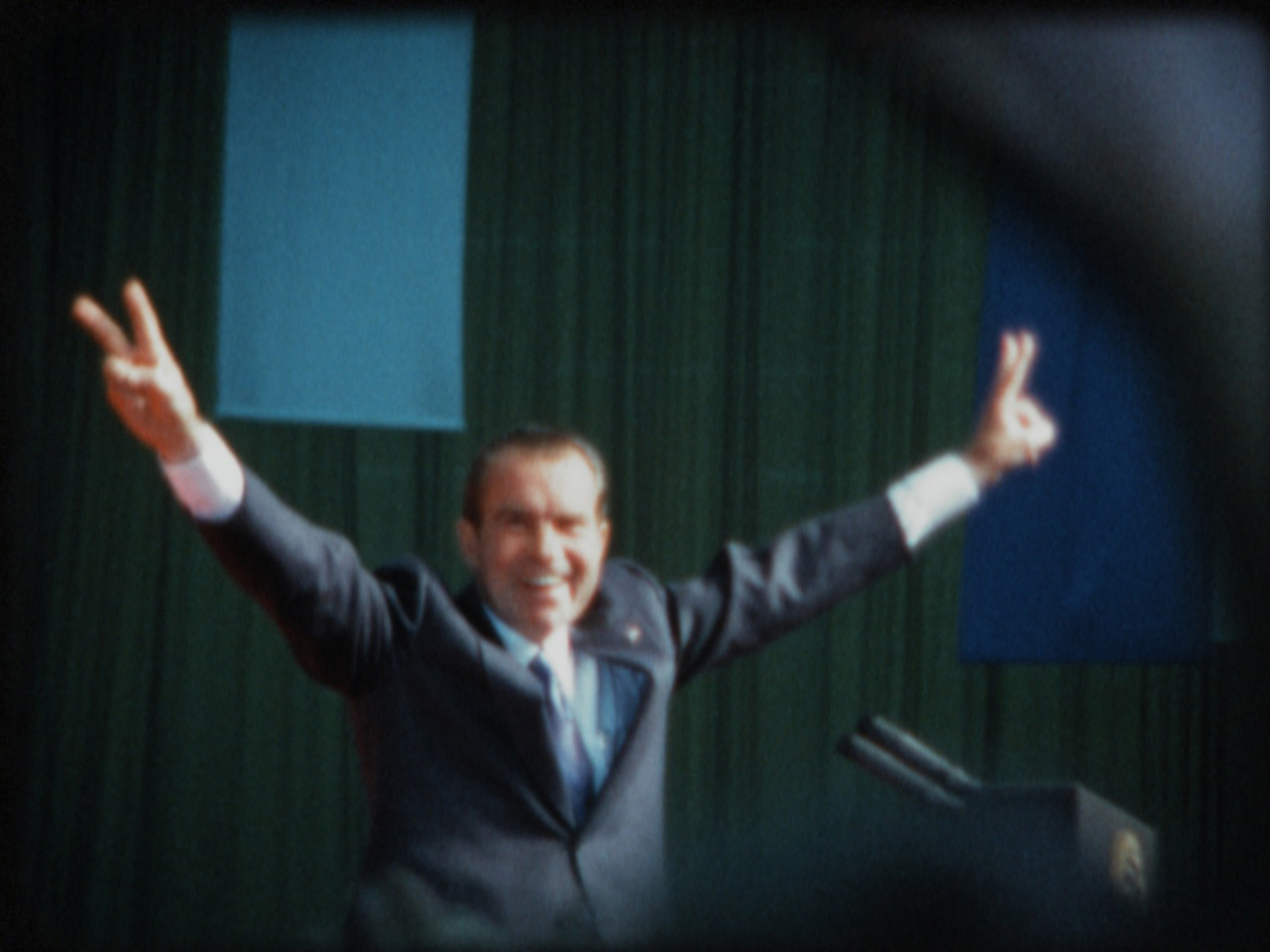 OUR NIXON airs Saturday, July 1 on CNN; Streams via CNNgo Beginning Sunday, July 2