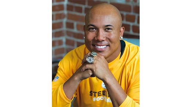 Two-Time Super Bowl Champ and 'Dancing with the Stars'  Mirrorball Winner Hines Ward Joins HLN'S 'Morning Express With Robin Meade' As Sports Contributor