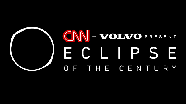 CNN and Volvo Present the Solar Eclipse in an Unprecedented 360° Virtual Reality Live-Stream