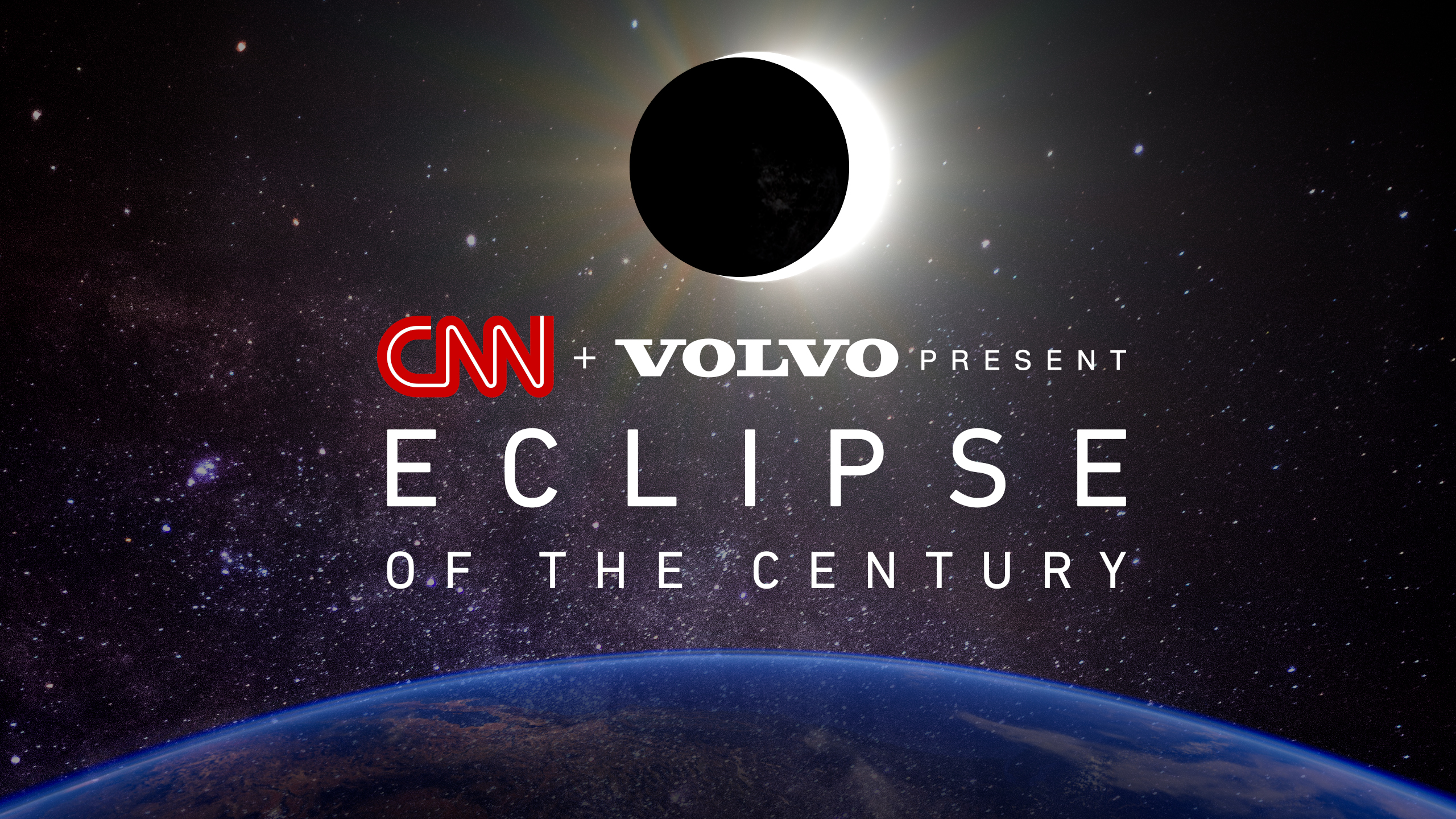 Cnn And Volvo Present The Solar Eclipse In Virtual Reality Live Stream