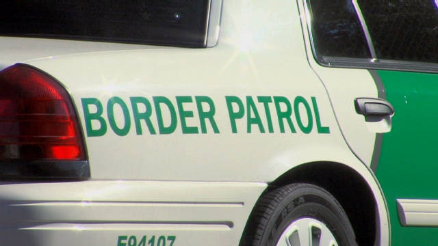 Border agent says there's nothing to do, blames wasteful spending
