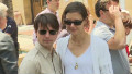 What will Katie Holmes get in divorce?