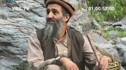 A vain, worried Bin Laden revealed