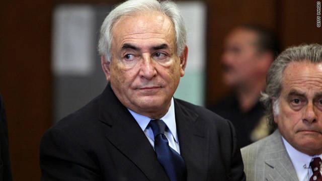 Strauss-Kahn y la mujer que lo acusó de asalto sexual llegan a un acuerdo