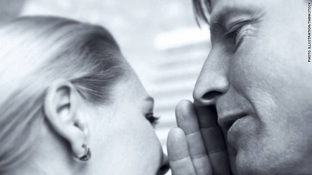 Office gossips can make life unpleasant when they use their knowledge to get their way.