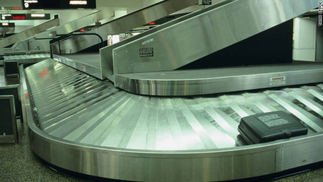 The luggage of tens of thousands of air travelers is lost each year.