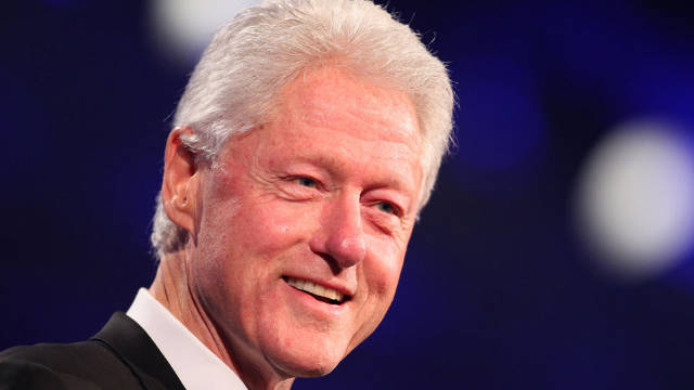 Bill Clinton does Funny or Die video