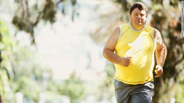 You can be fat AND fit, researchers say