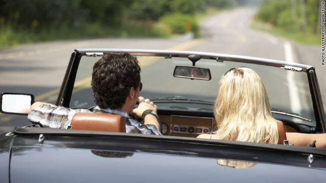 A new survey finds many drivers rate themselves as safe drivers, but admit to risky behavior.