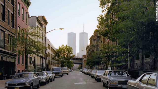 Reporter Rose Arce used the Twin Towers as a compass point, and when they were gone, she felt lost in her city.