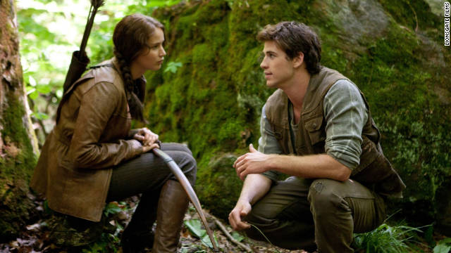 "With the ""Harry Potter"" and ""Twilight"" franchises in our rearview, <a href='http://marquee.blogs.cnn.com/2012/03/23/avoiding-hunger-games-hysteria-may-the-odds-be-ever-in-your-favor/?iref=allsearch'>""The Hunger Games"" has risen mightily as the next series</a> pulled from young adult books. <a href='http://www.cnn.com/2012/03/21/showbiz/movies/hunger-games-novel-film-adaptation/index.html?iref=allsearch' target='_blank'>Based on the trilogy by Suzanne Collins</a> and starring the indomitable Jennifer Lawrence as the fearless heroine Katniss Everdeen, <a href='http://www.cnn.com/2012/03/22/showbiz/movies/hunger-games-review-rs/index.html?iref=allsearch' target='_blank'>the adaptation managed to please both the fans and the industry. </a>"